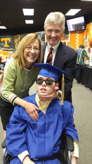 Blake Graduation 2016
